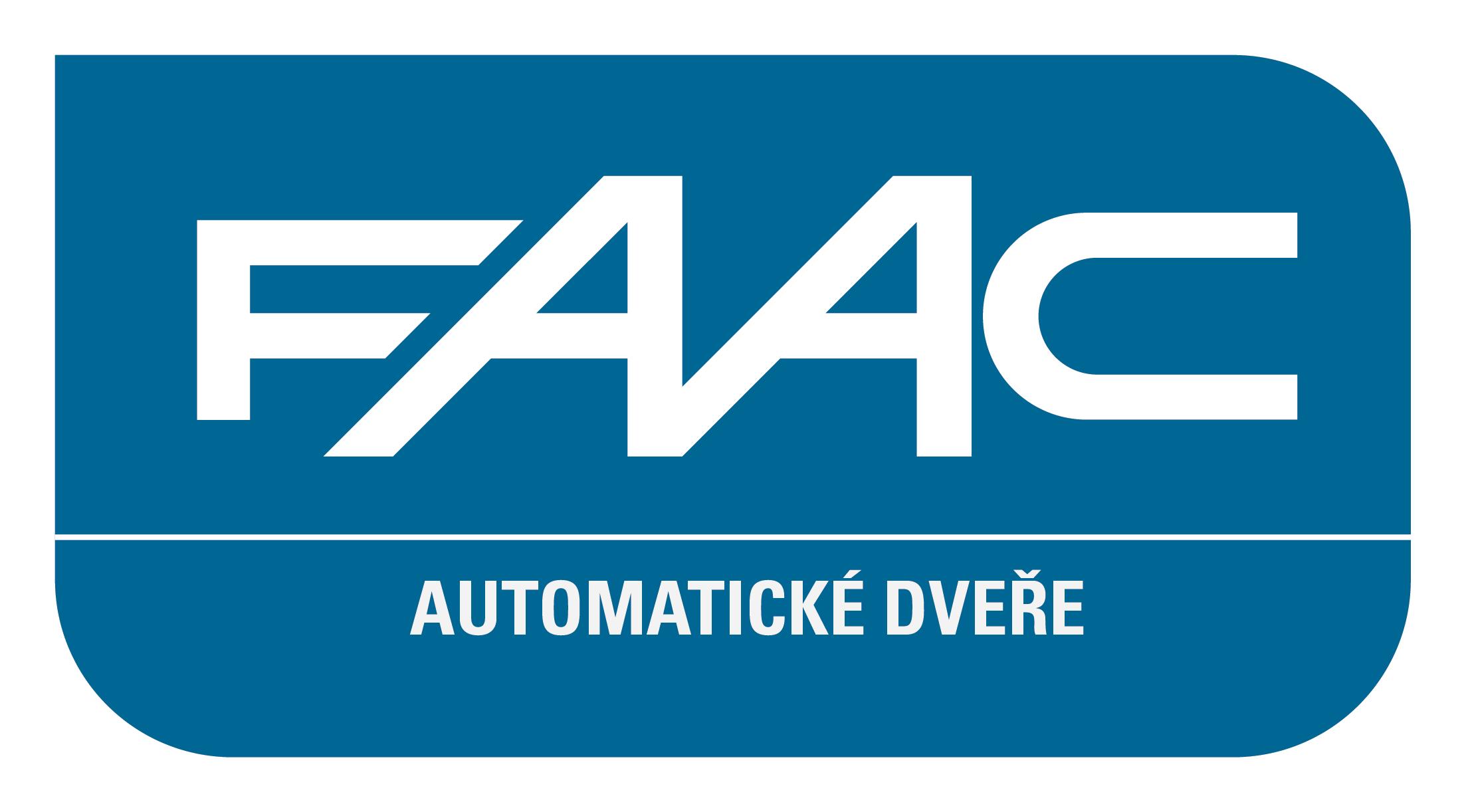FAAC Automatické dveře